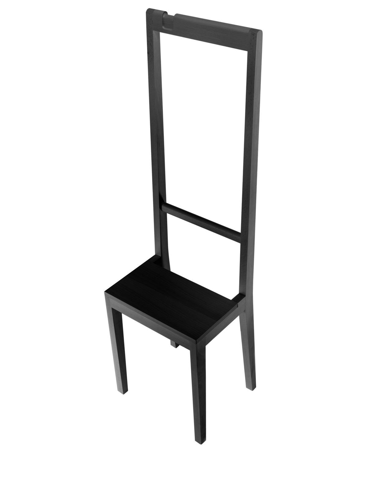 Alfred sedia Indossatore covo design