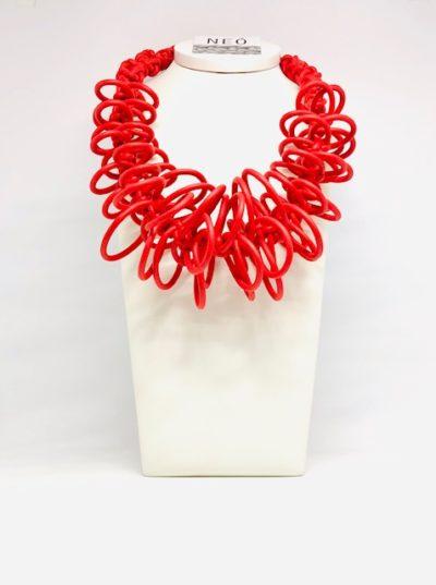 collana neo rossa