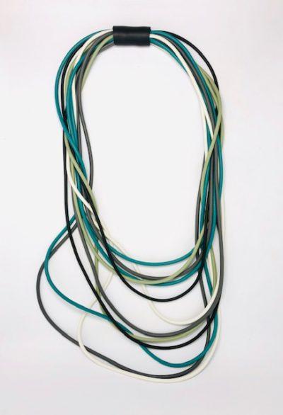 collana neoprene multicolor