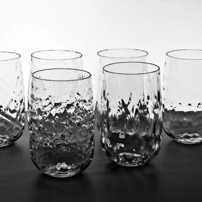 Collezione tableware COVO bicchieri BEI acqua