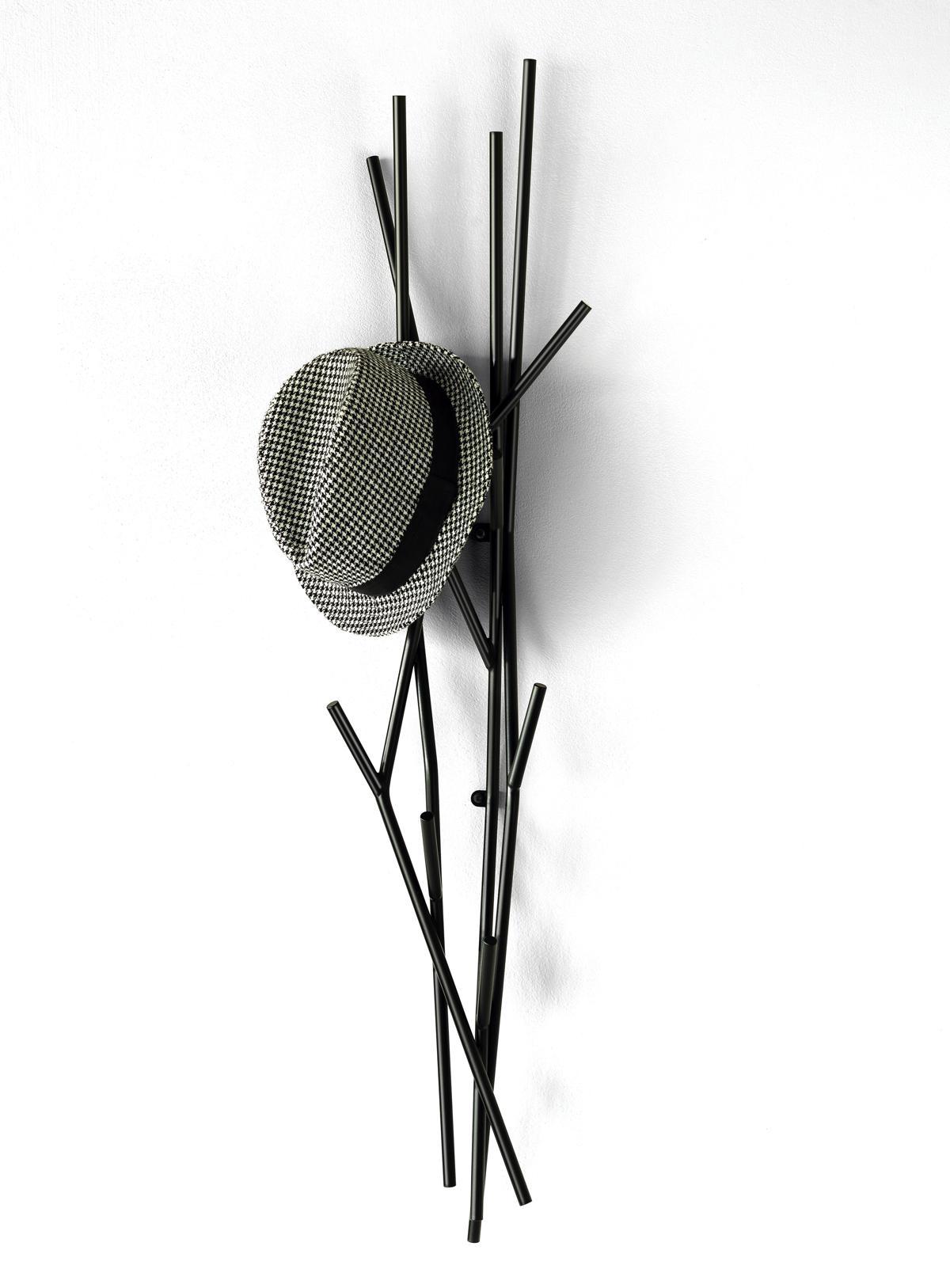 Appendiabiti a parete LATVA design emozionale di COVO