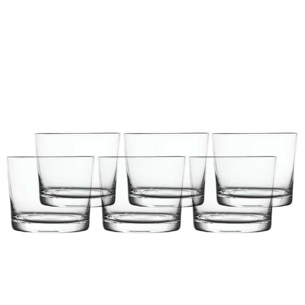 Covo design set bicchieri da acqua per la tavola - Disposizione bicchieri in tavola ...