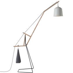 A floor lamp lampada da terra design di COVO