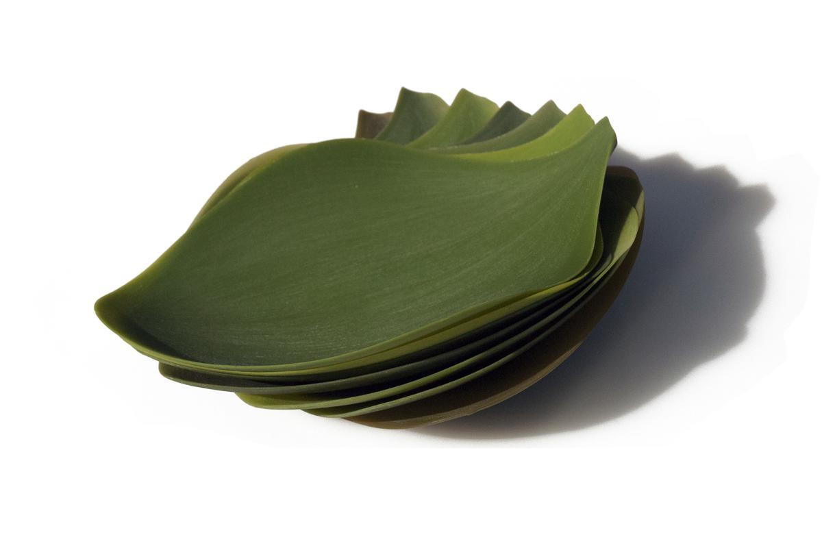 Seasons piatti in silicone design emozionale di COVO