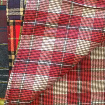 plaid handmade